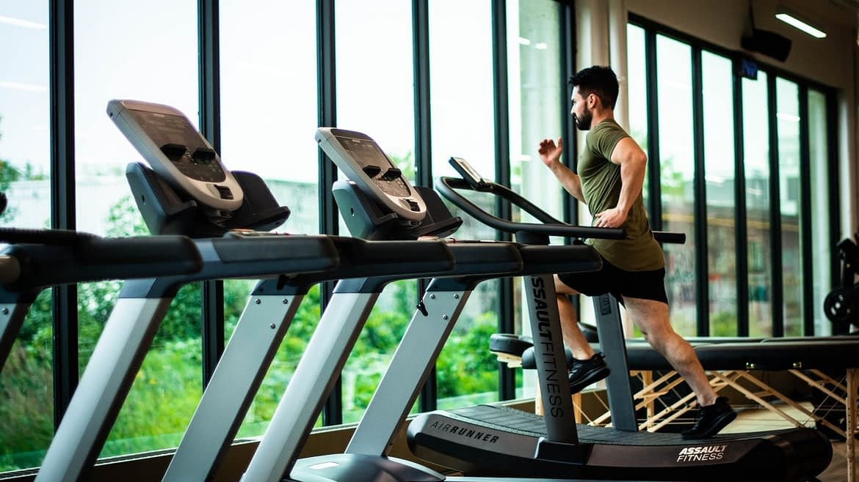 Running Machine for weight loss